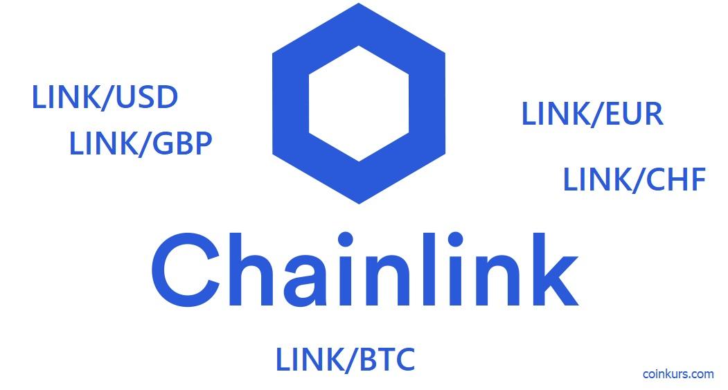 chainlink kurs